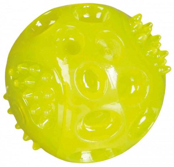 TRIXIE Blinkball, TPR, ø 6 cm