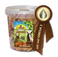 JR Farm Valentinis Karotte & Leinöl 1kg Eimer
