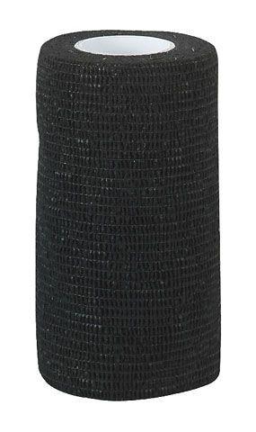Equilastic selbsthaftende Bandage 10 cm schwarz