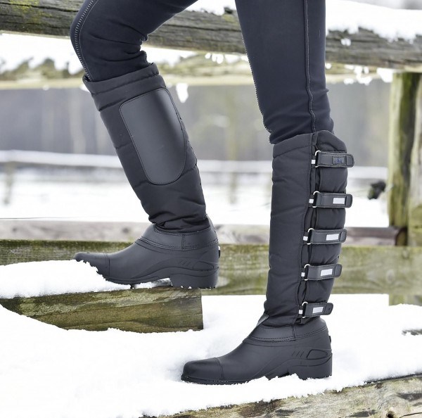 Thermostiefel WINNIPEG schwarz 42