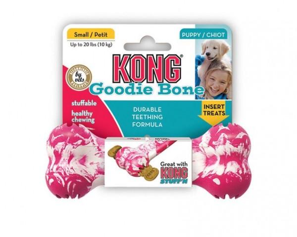 KONG PUPPY GOODIE BONE SMALL