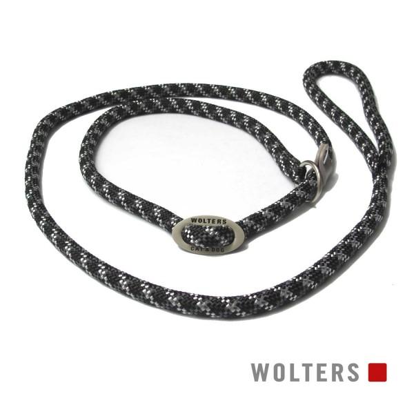 WOLTERS Moxonleine Everest reflekt sw/gra 180x9