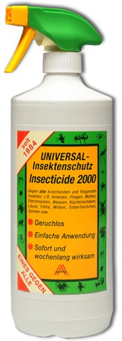 INSECTICIDE 2000 - 1000 ML