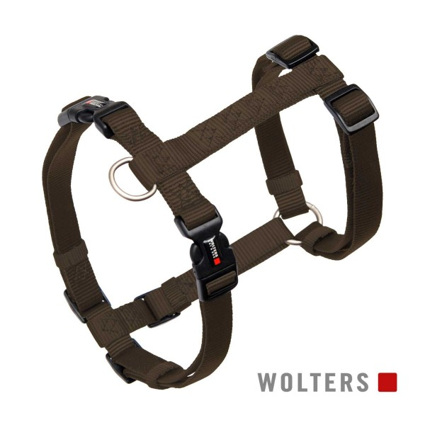 Wolters Geschirr Professional XL 75-100cm tabac