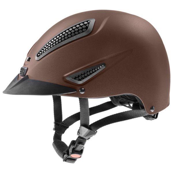 UVEX perfexxion II brown mat XS-S 54-55cm