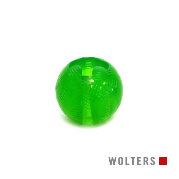 Wolters Spielball Bite-Me Strong small 6,35cm lime