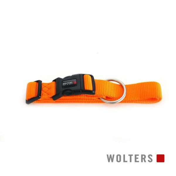 WOLTERS Halsband Prof extra breit M 28-40cm mango