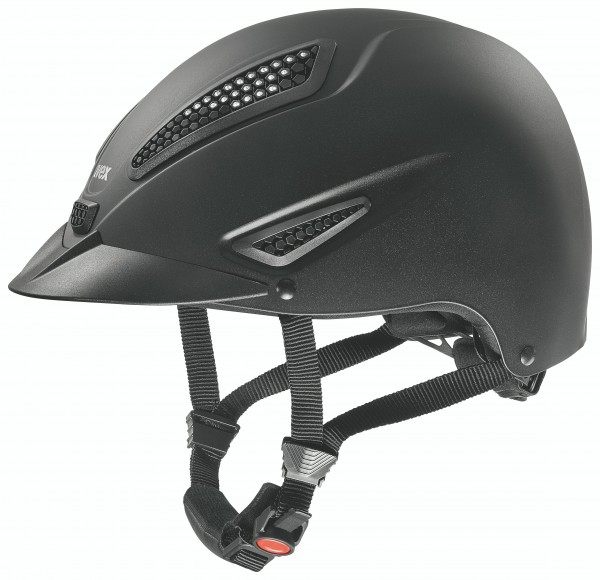 UVEX perfexxion II glamour schwarz mat M-L 57-59cm