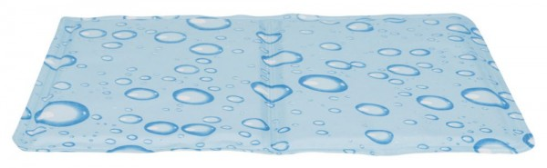 Trixie Kühlmatte 40 x 30 cm hellblau S