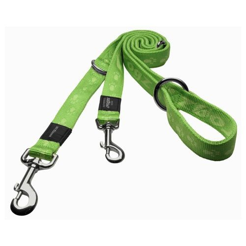 WOLTERS Leine Alpinist Classic  lime Gr.M