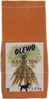 Olewo Karotten Pellets Hund 1 kg