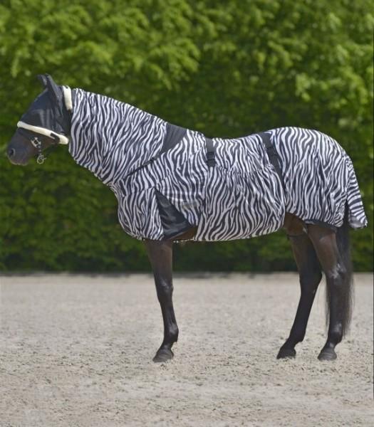Ekzemdecke Zebra, 125 cm