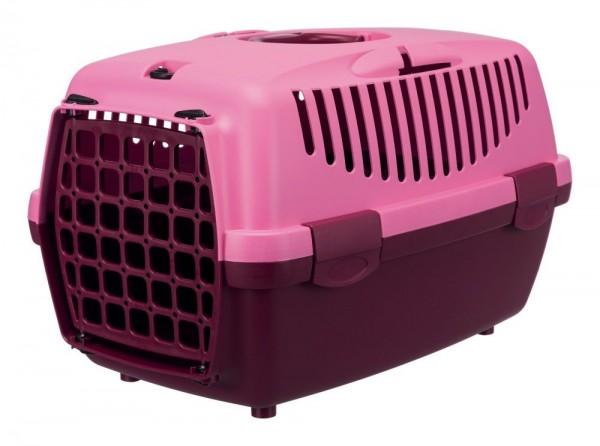 Transportbox Capri 1, XS: 32×31×48 cm beere/pink