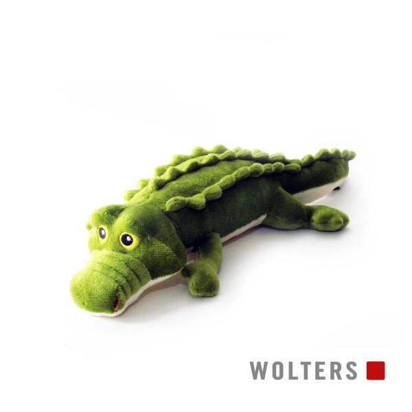 WOLTERS Plüschspielzeug Krokodil 30cm