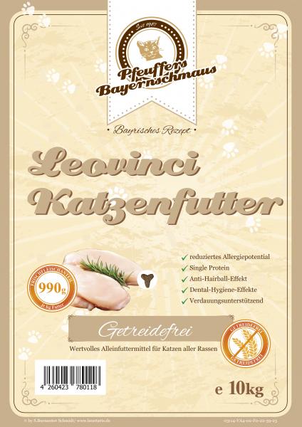 Pfeuffers Katzenfutter Leovinci getreidefrei 10kg
