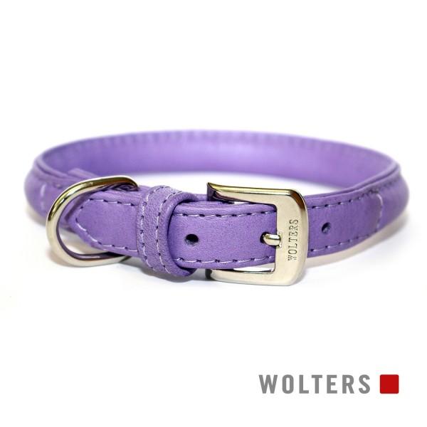 WOLTERS Halsband Terravita 45cm x 30mm flieder
