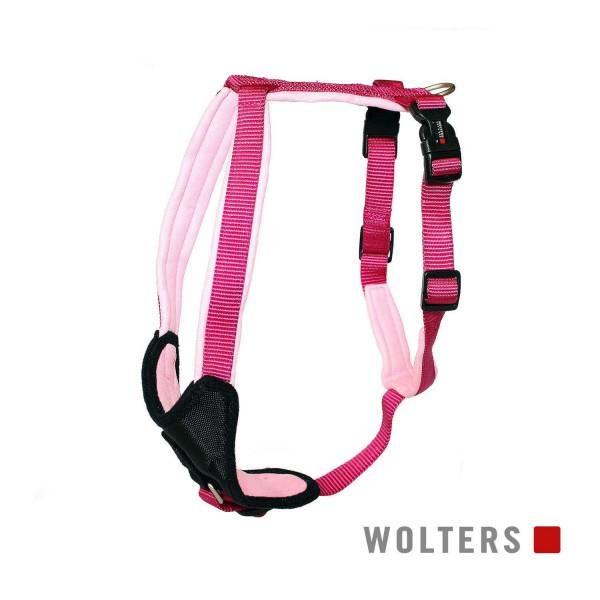 WOLTERS Geschirr Prof.Comf. 45-50cm himbeer/rosé