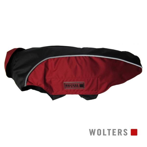 WOLTERS Regenjacke Easy Rain 30cm schwarz/rot