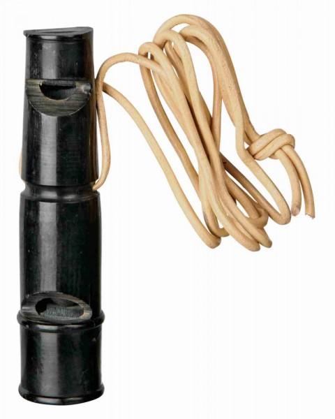 Trixie Büffelhornpfeife, 9 cm