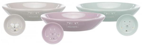 Trixie Junior Keramiknapf 0,2l/ø14cm diverse Farbe