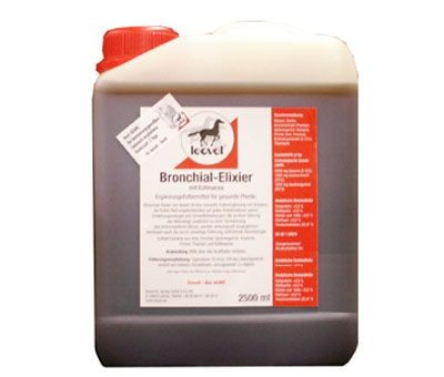 Leovet Bronchial Elexier 2500ml Kanister