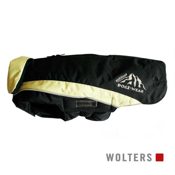 WOLTERS Skijacke Dogz Wear m.RV 48cm schwarz/lime