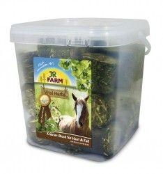 JR Farm Vital-Herbs Block Haut und Fell 2 kg