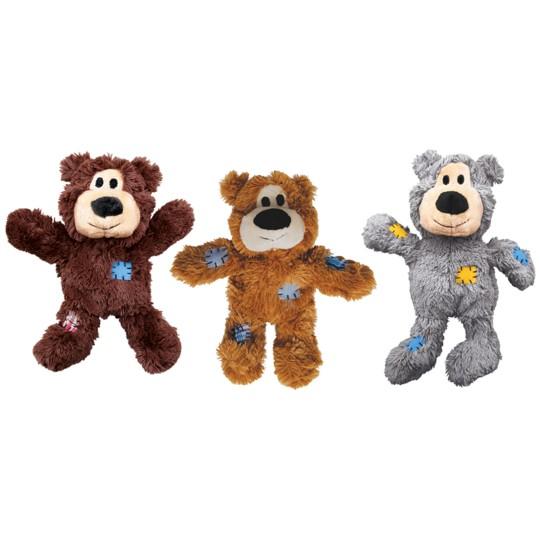 KONG WildKnots Bears S/M div. Farben