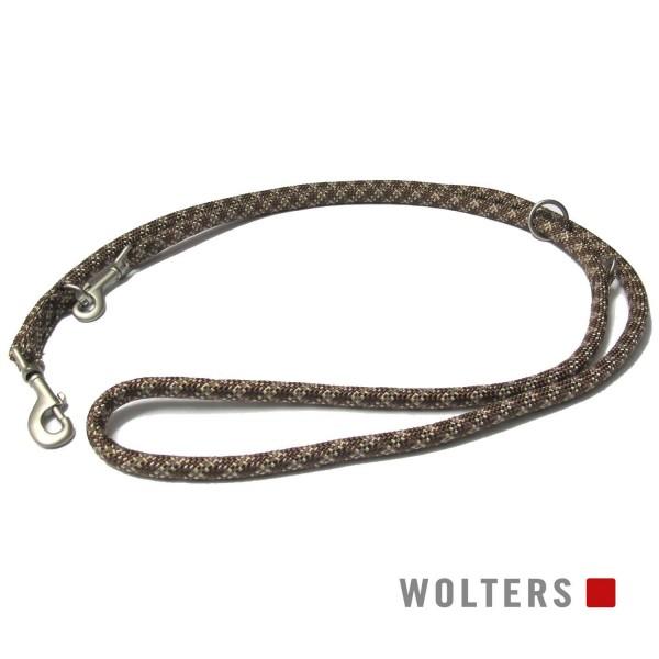WOLTERS Leine Everest reflek. 300cmx9mm tabac/sand