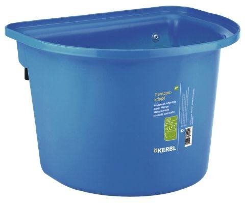 Transportkrippe blau 12 Liter