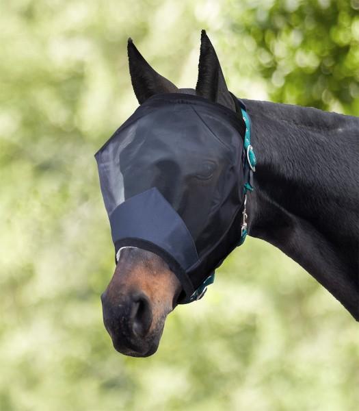 Fliegenmaske Happy Ears ohne Ohrenteil Vollblut