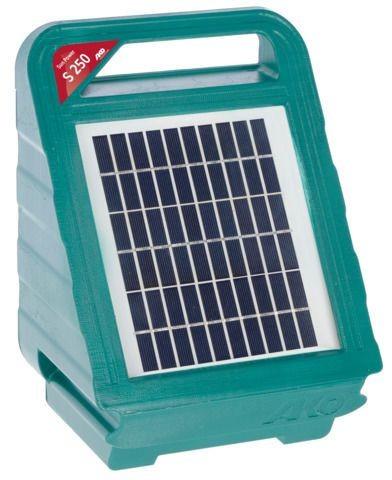 AKO Sun Power S 250 12 V Solargerät