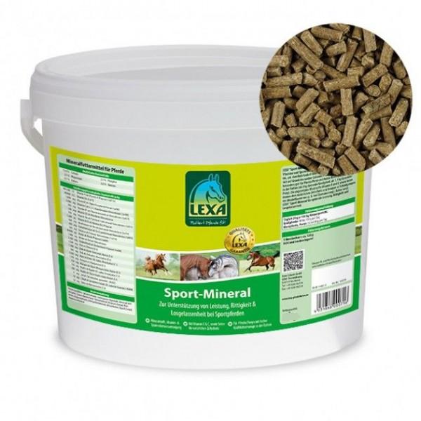 LEXA Sport-Mineral 4,5 Kg