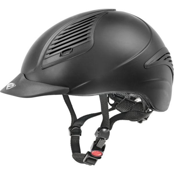 UVEX exxential black mat XXS-S 52-55cm