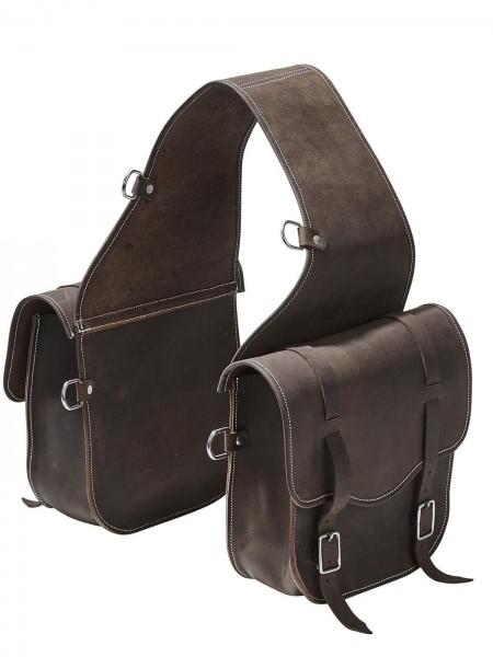 Packtasche ALAMO Leder braun
