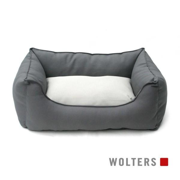WOLTERS Basic Dog Lounge M 80x65m anthrazit/kiesel