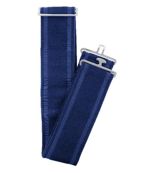 Elastic Deckengurt, blau