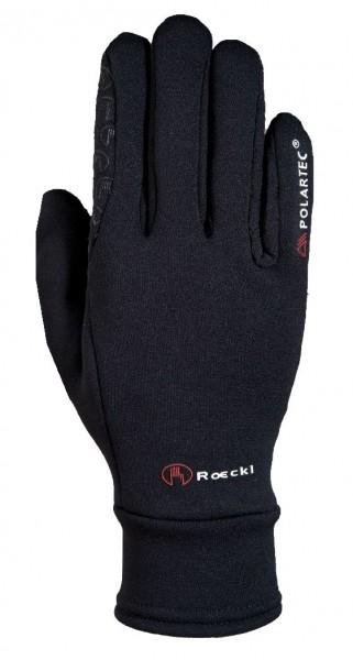 Roeckl WARWICK Polartec schwarz Gr. 7 1/2