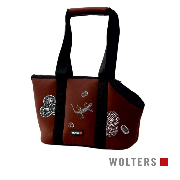 WOLTERS Softbag Sunset Medium 40x23x27,5cm mocca