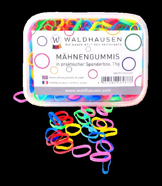 MÄHNENGUMMIS IN SPENDERBOX multicolor 75 g