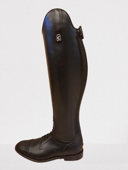 CAVALLO Stiefel Linus Jump schw. H46 W35 Gr. 4-4,5