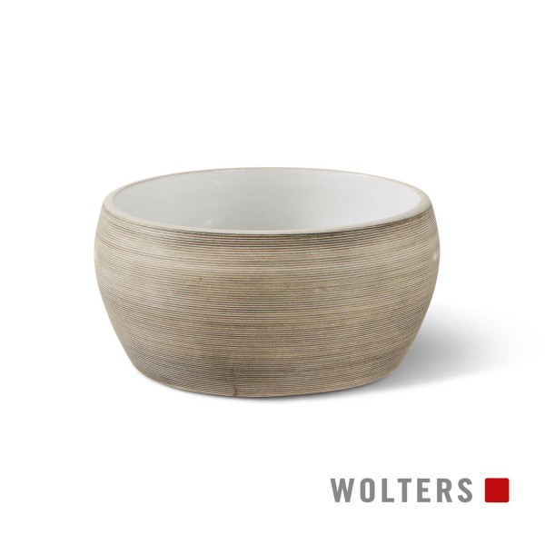 WOLTERS Diner Stone Gr. L 1300 ml stone