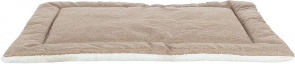 Trixie Liegematte Nelli 60x50cm weiß