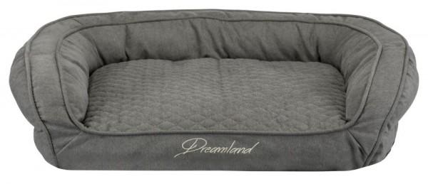 Sofa Dreamland, 100 × 80 cm, grau