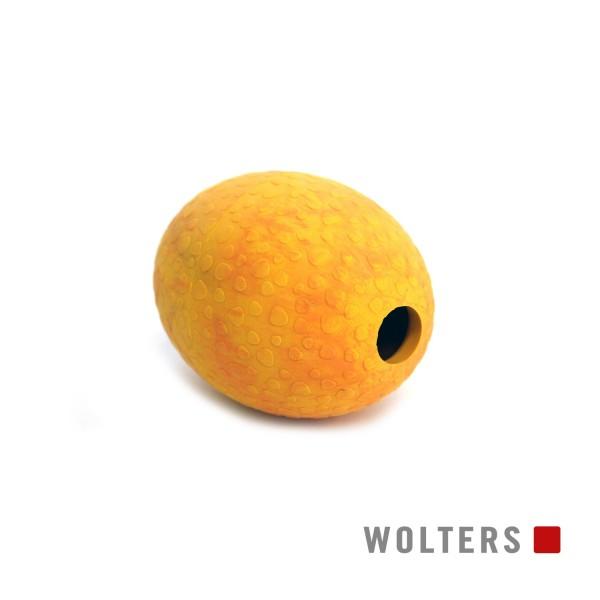 WOLTERS Straußen-Ei Gr.M 80x60mm mango