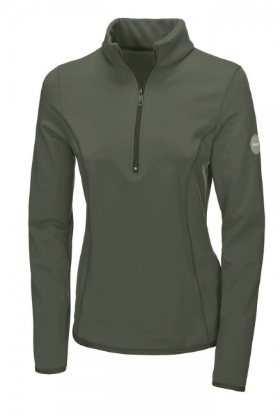 PIKEUR INES Shirt Polartec® Powerstret THYME Gr.34