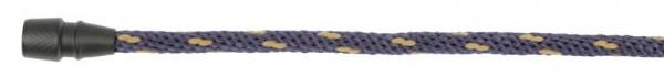 Führstrick GoLeyGo blau/caramel 16mm x 2 m
