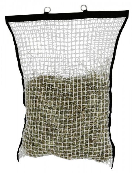 Heunetz mit Füllhilfe 90x100 cm weiß 3x3 cm