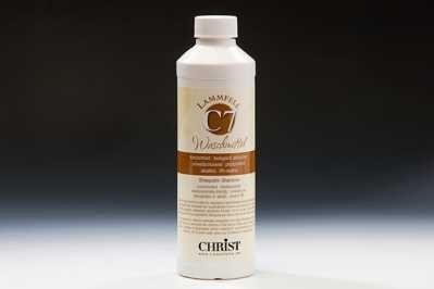 C7 Lammfell Waschmittel- Konzentrat 500ml farblos
