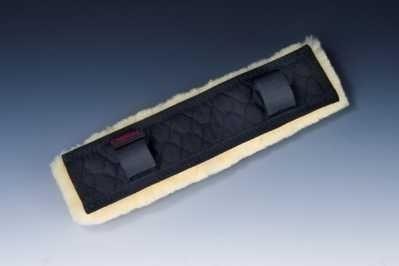 Tunier Nasenschoner schwarz / natur 28 cm